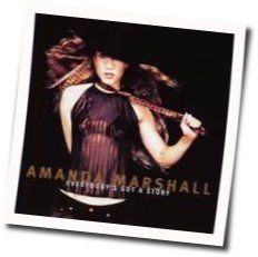 Amanda Marshall chords for Marry me