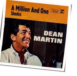 Dean Martin tabs and guitar chords