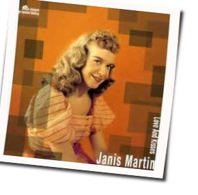 Janis Martin tabs and guitar chords
