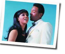 Marvin Gaye And Tammi Terrell bass tabs for Aint no mountain high enough