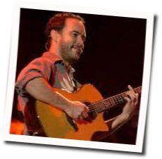 Dave Matthews Band guitar chords for Oh