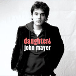 John Mayer guitar chords for Daughters