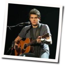 John Mayer tabs for No woman no cry
