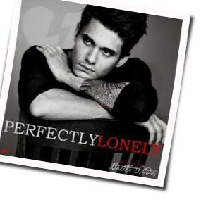 John Mayer chords for Perfectly lonely