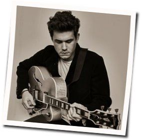 John Mayer bass tabs for Slow dancing in a burning room