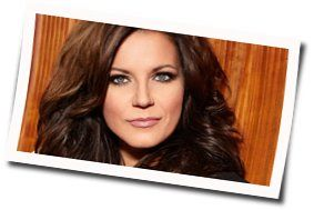 Martina McBride chords for I dont want to see you again
