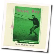 Paul McCartney chords for Young boy