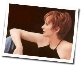 Reba Mcentire tabs for Fear of being alone