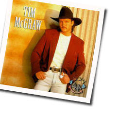 Tim Mcgraw chords for I keep it under my hat