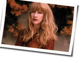 Loreena Mckennitt guitar chords for Moon cradle
