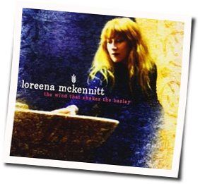 Loreena Mckennitt guitar chords for On a bright may morning