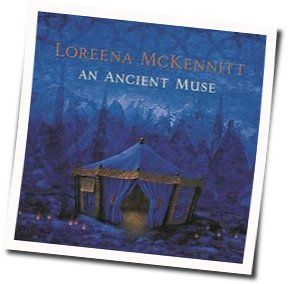 Loreena Mckennitt chords for The english ladye and the knight