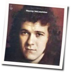 Murray Mclauchlan chords for You need a new lover now