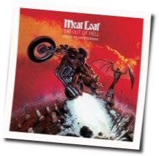 Meat Loaf tabs for Bat out of hell