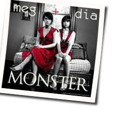 The Meg And Dia Band guitar chords for Monster