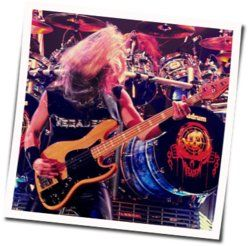 Megadeth bass tabs for Architecture of aggression