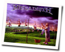 Megadeth bass tabs for Youthanasia