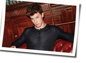 Shawn Mendes guitar tabs for Dont be a fool