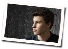Shawn Mendes guitar tabs for Something big acoustic