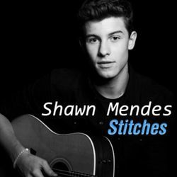 Shawn Mendes guitar chords for Stitches