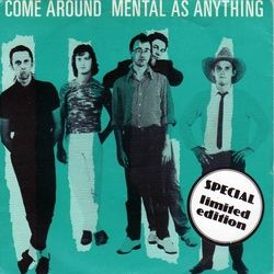 Mental As Anything chords for Come around