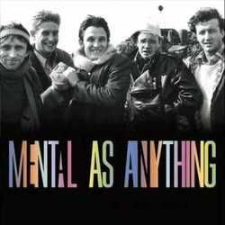 Mental As Anything chords for Spirit got lost