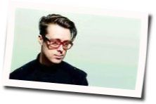 Jeremy Messersmith guitar chords for Ghost
