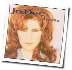 Jo Dee Messina guitar tabs for Hed never seen julie cry