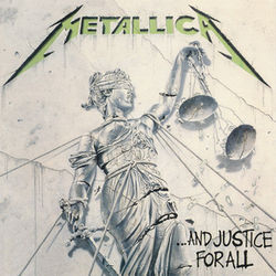 Metallica tabs for And justice for all