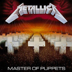 Metallica bass tabs for Master of puppets