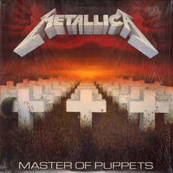 Metallica guitar tabs for Master of puppets (Ver. 6)