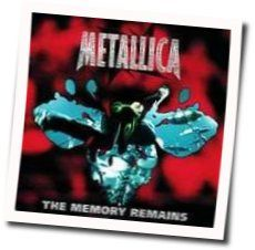 Metallica tabs for Memory remains