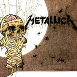 Metallica chords for One