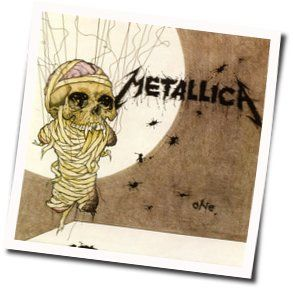 Metallica tabs for One cd video version
