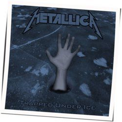 Metallica tabs for Trapped under ice