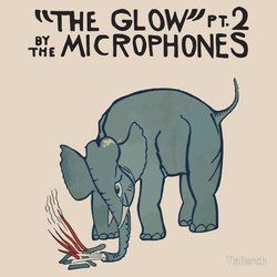 The Microphones guitar chords for The glow