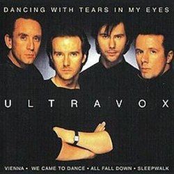 Midge Ure chords for Dancing with tears in my eyes