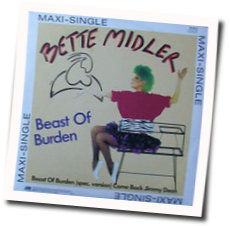 Bette Midler tabs and guitar chords