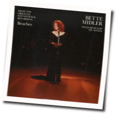 Bette Midler chords for Wind beneath my wings