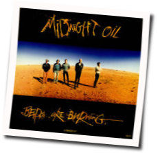 Midnight Oil bass tabs for Beds are burning