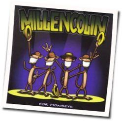 Millencolin tabs for Boring planet