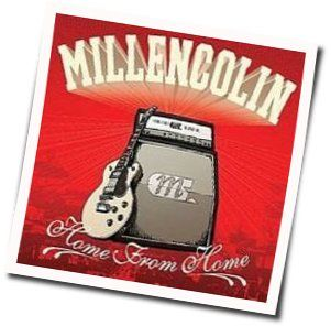 Millencolin tabs for In a room