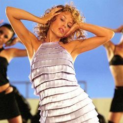 Kylie Minogue chords for Cant get you out of my head