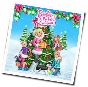 Misc Cartoons guitar chords for Barbie a perfect christmas - wrap it up stack it up