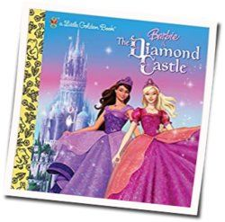 Misc Cartoons guitar tabs for Barbie and the diamond castle - two voices one song
