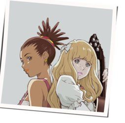 Misc Cartoons guitar chords for Carole and tuesday - army of two
