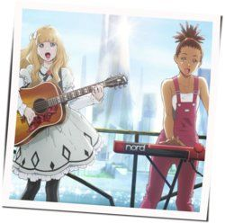 Misc Cartoons guitar chords for Carole and tuesday - unbreakable