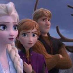 Misc Cartoons guitar chords for Frozen 2 - all is found