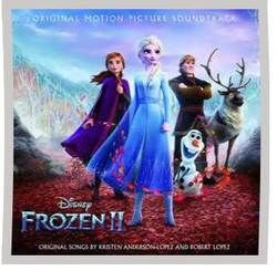 Misc Cartoons guitar chords for Frozen 2 - all is found ukulele