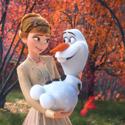 Misc Cartoons guitar chords for Frozen 2 - some things never change